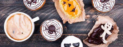Как украсить кексы на Хэллоуин: простые и интересные идеи