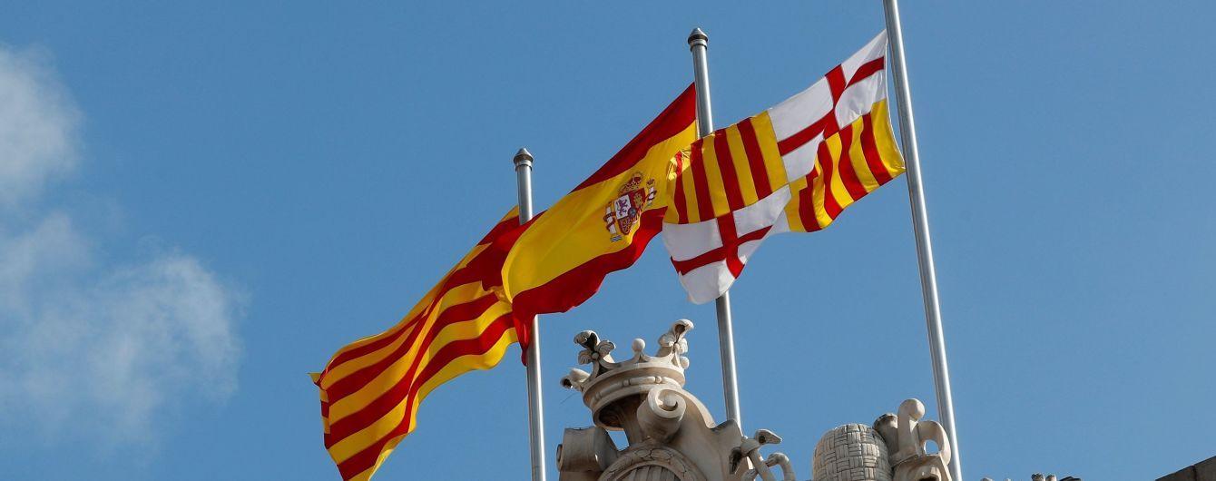 Суд Испании выдал международный ордер на арест главы Каталонии