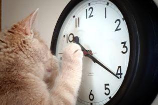 В Украине переведут часы на летнее время 31 марта