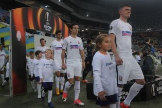 Вернидуб взяв на важливий матч Ліги Європи 20 футболістів