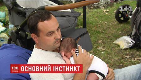 Основний інстинкт: в Україні набирає популярності декретна відпустка для тат