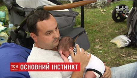 Основной инстинкт: в Украине набирает популярность декретный отпуск для пап