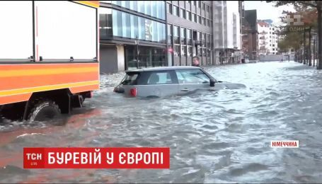 Европу затопило, погибли 6 человек