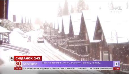 Что ждать украинцам от погоды ближайшее время