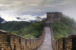 Спад коронавірусу в Китаї: частину Великої стіни відкрили для туристів