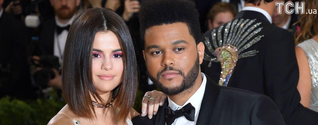 С глаз долой: The Weeknd удалил все фото из соцсетей с Селеной Гомес
