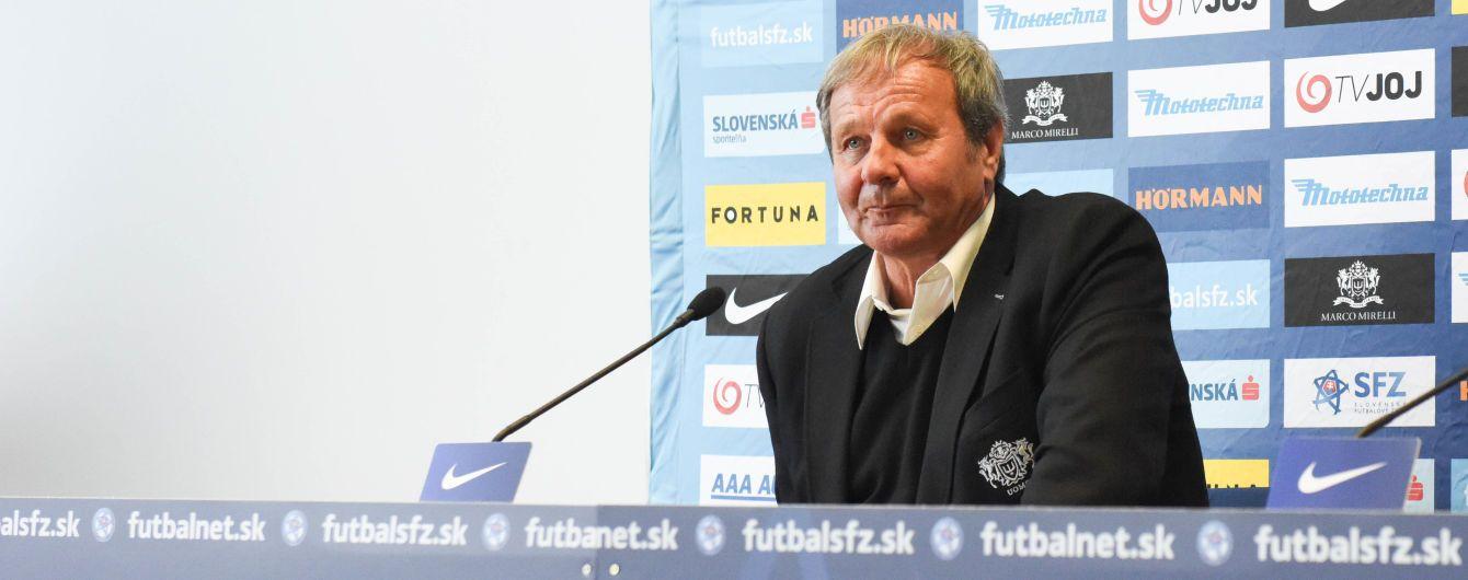 Экс-тренер соперника сборной Украины подал в отставку из-за загула футболистов