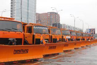 """""""Київавтодор"""" звітував про готовність до зими"""
