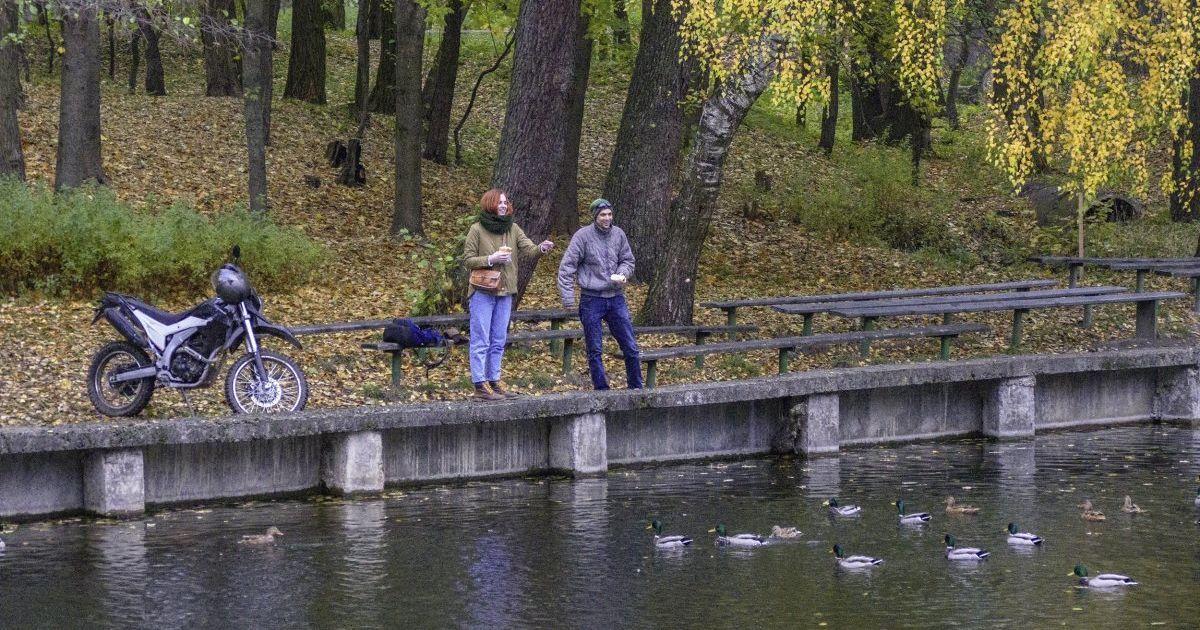 В Киеве определили топ-5 мест с чистым воздухом