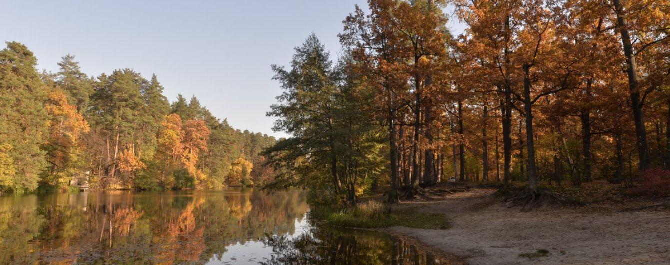 Понеділок буде сонячним та без опадів. Прогноз погоди на 5 листопада