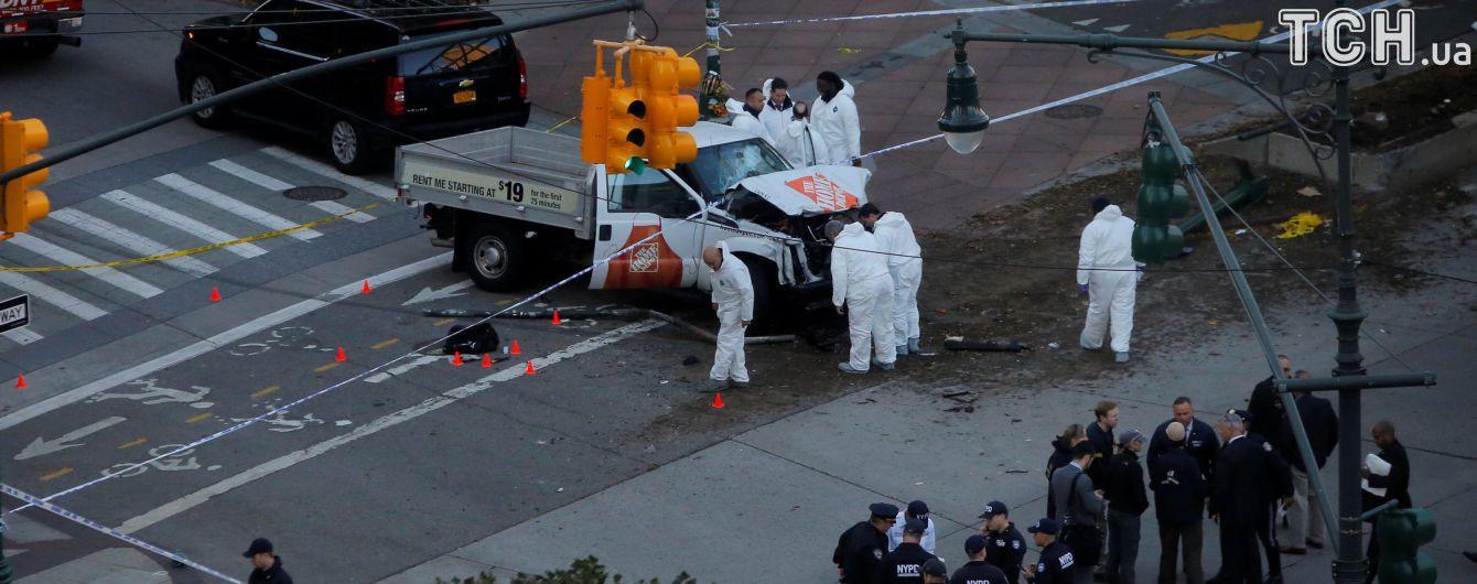 Нападник, що вчинив теракт у Нью-Йорку, є вихідцем із Узбекистану – ЗМІ