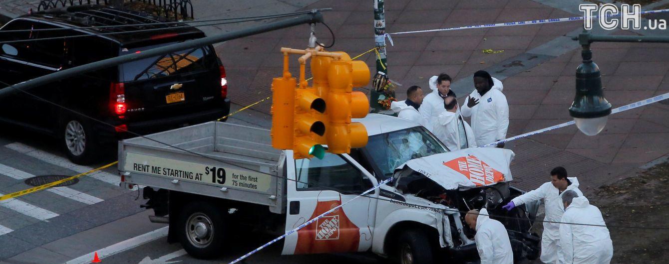 Террорист в Нью-Йорке хотел убить детей с инвалидностью