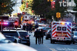 Мер Нью-Йорка назвав офіційну кількість загиблих внаслідок теракту на Манхеттені