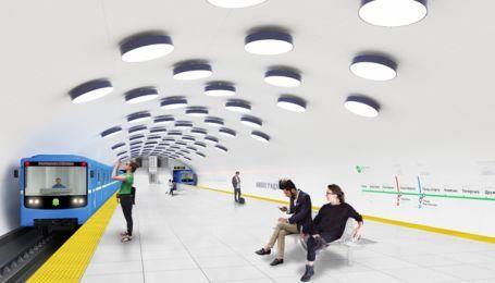 Кличко озвучил сроки открытия новых станций метро на зеленой ветке