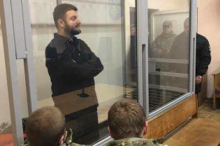 Солом'янський суд обирає запобіжний захід сину Авакова. Онлайн-трансляція