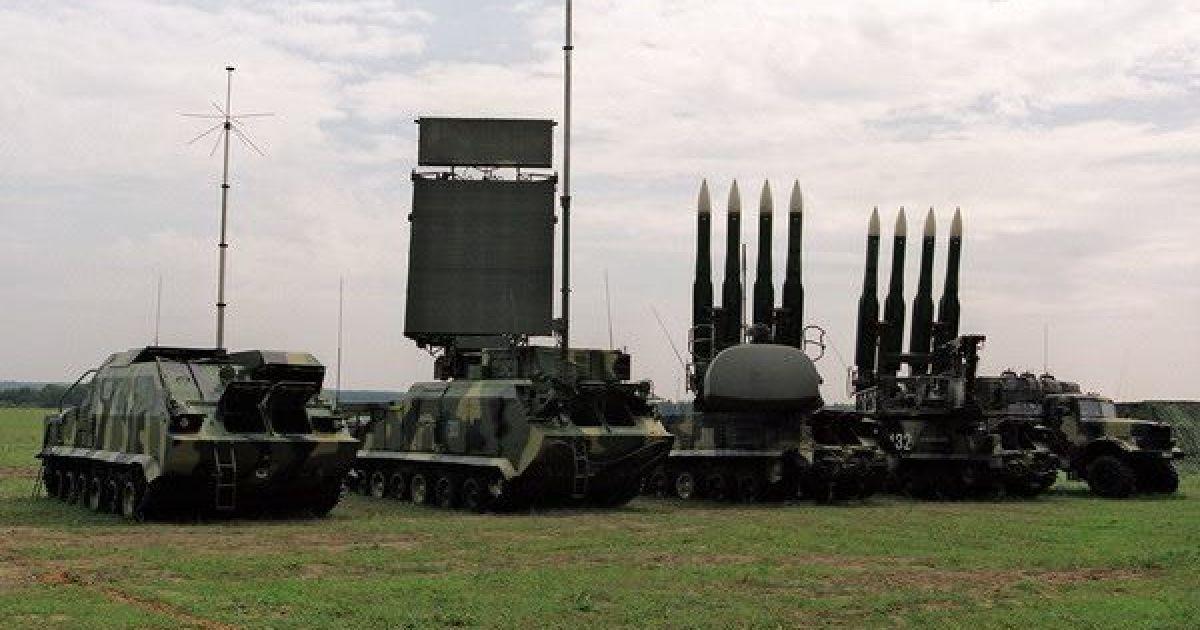 @ Командование Воздушных Сил ВСУ