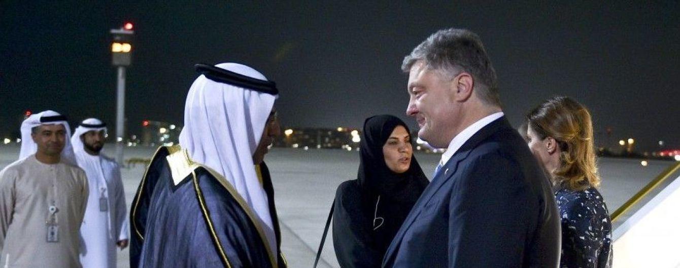 Украина и ОАЭ расширяют сотрудничество: безвиз, космическая отрасль и поддержка крымских татар