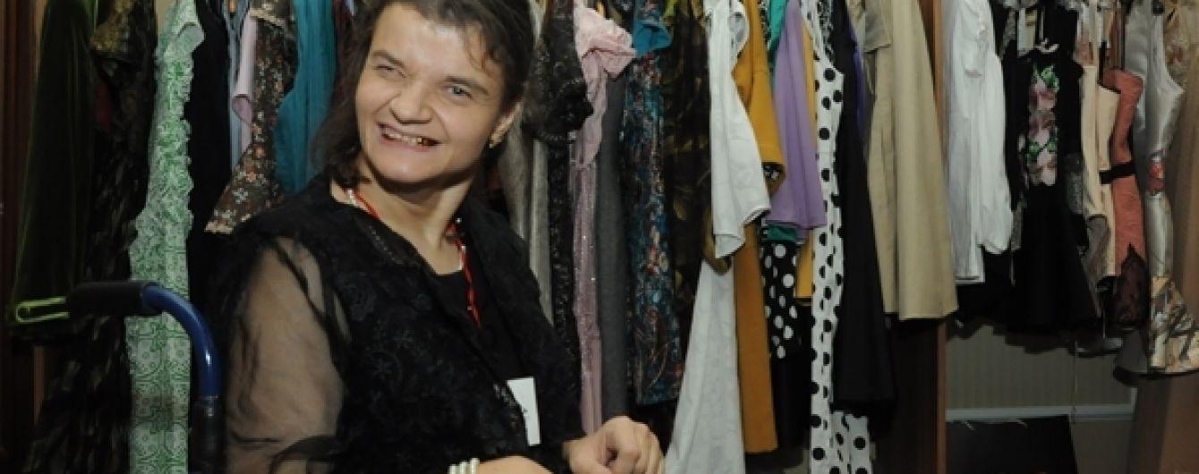 Модельер Ольга Сахно нуждается в помощи