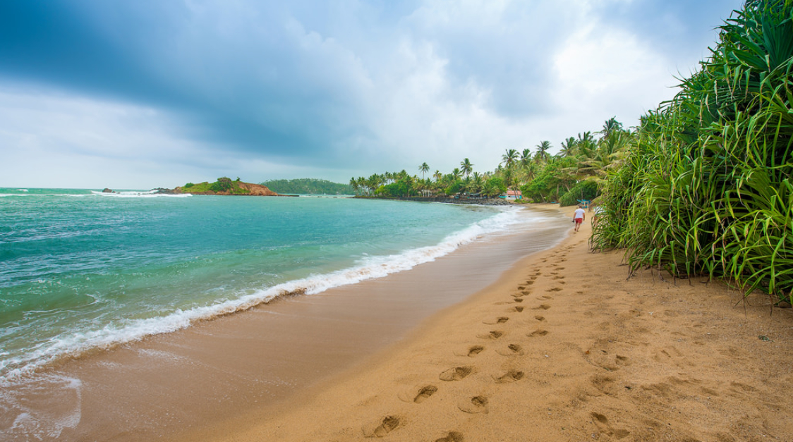 Шрі-Ланка, узбережжя, море