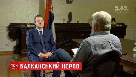 Сербія влаштувала недружній випад проти України із критикою та погрозами