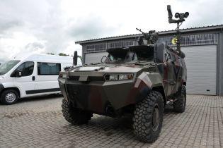 На заводе Порошенко объяснили непонятную для НАБУ цену на броневики для пограничников