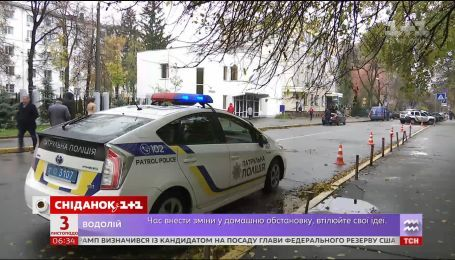 В Киеве и области полиция работает в усиленном режиме