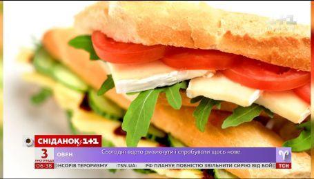 Цікаві факти про сендвічі