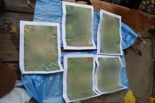 На Луганщине схватили информатора террористов со спутниковыми картами с позициями ВСУ