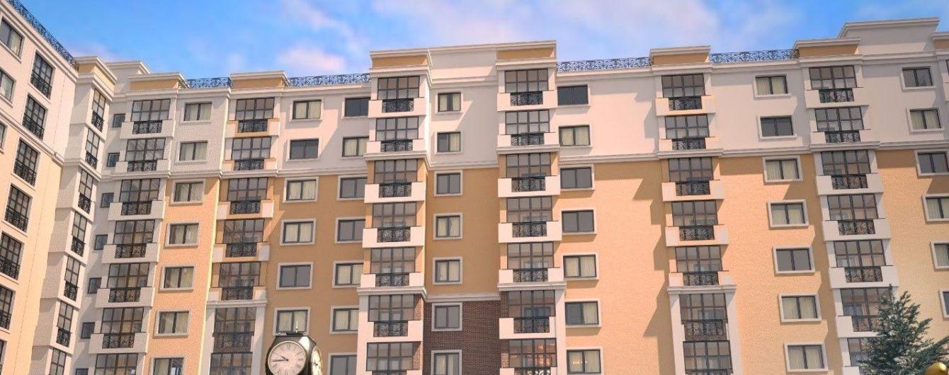 В Украине хотят ограничить плотность застройки многоэтажек