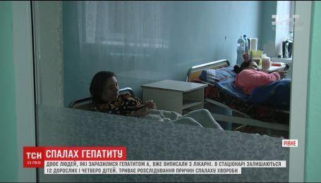 Жители Ровно, которые заболели гепатитом А, называют грязную воду как возможную причину заражения