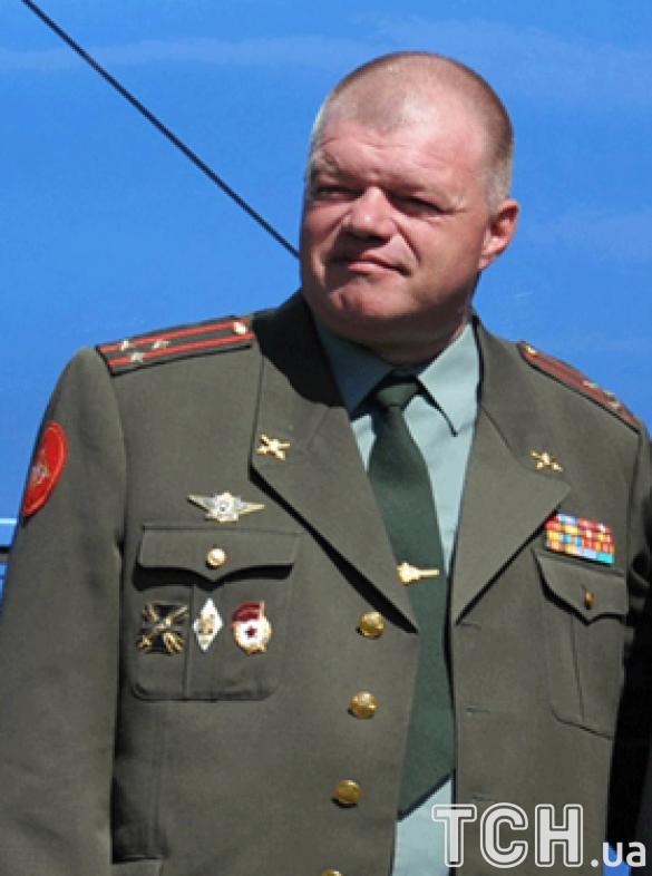 Генерал-майор РФ Борис Фомичов