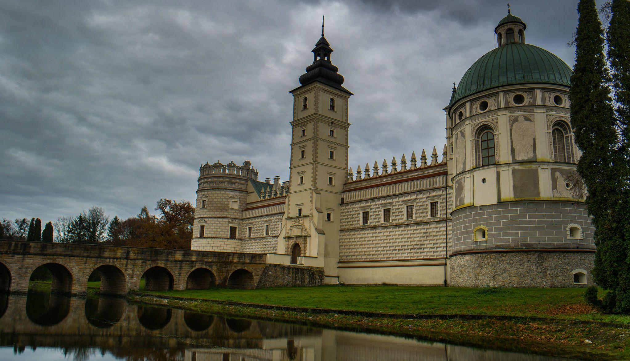 Замок Красіцьких, Перемишль, Польща