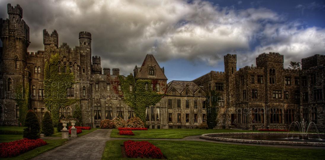 Замок Ешфорд, Ірландія