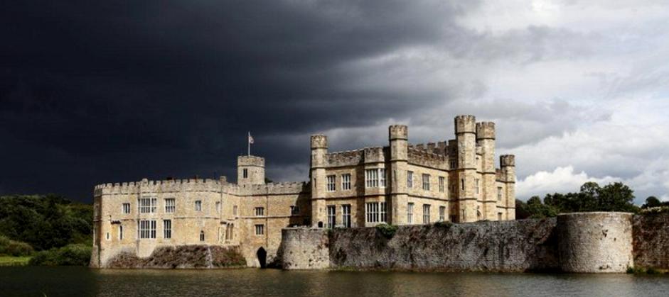 Замок Лідс, Англія
