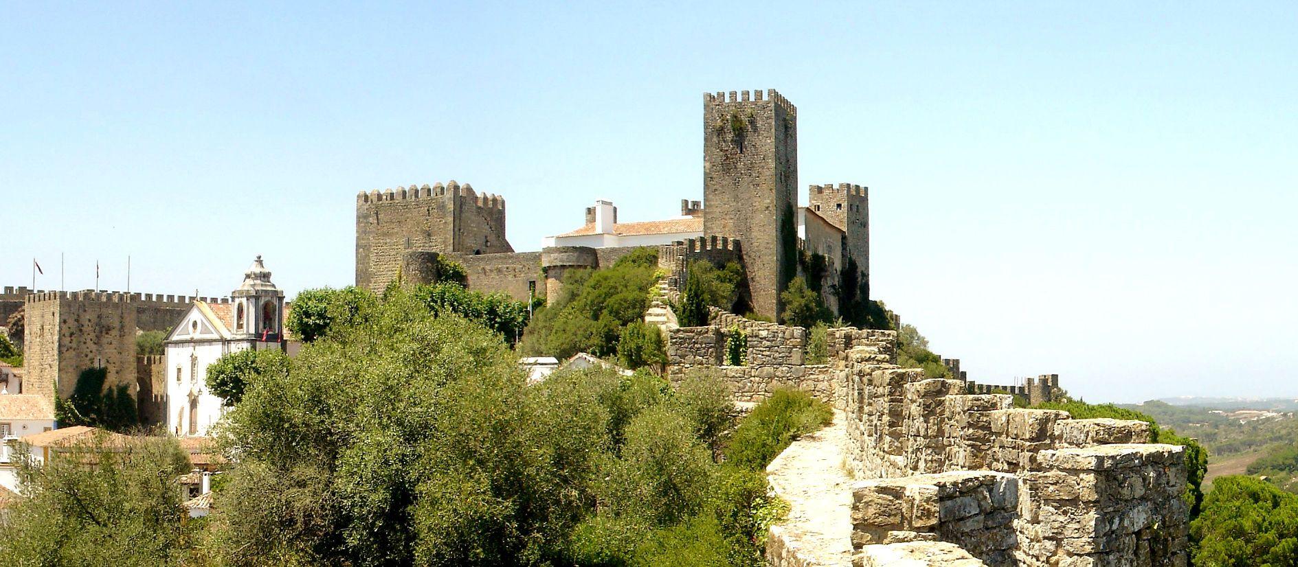Замок Обідуш, Португалія