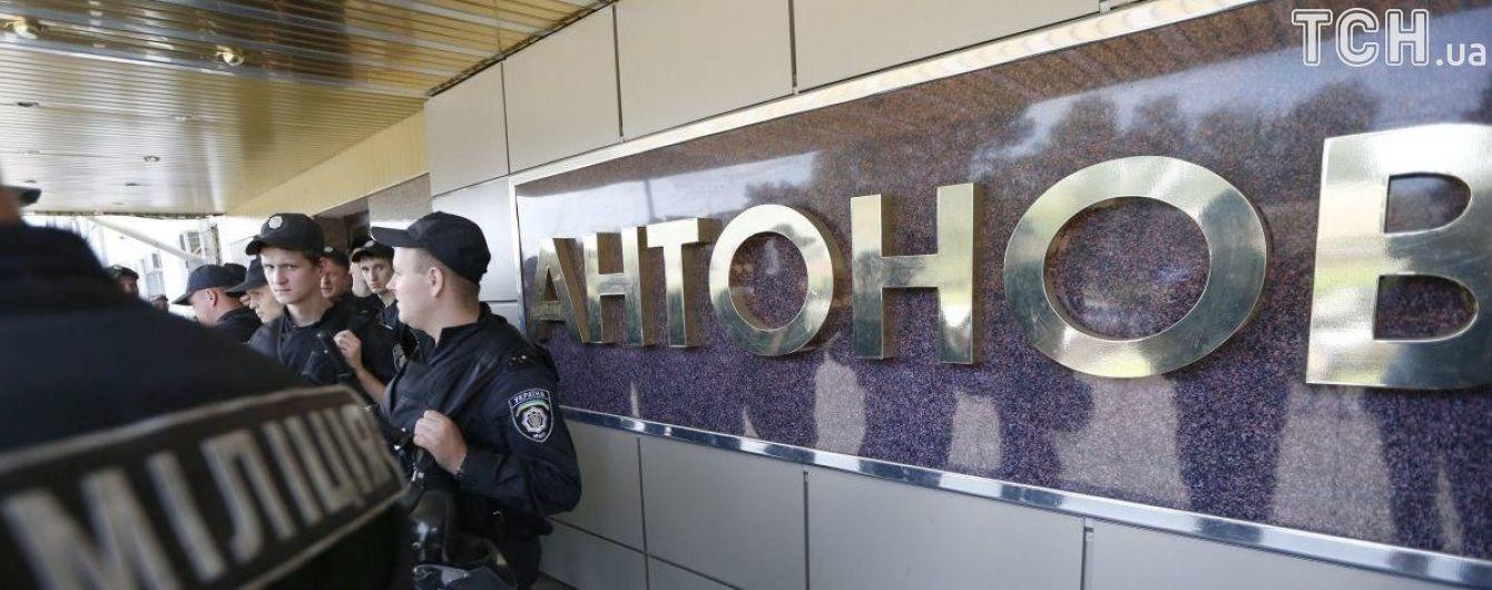 """Жодного серійного літака за три роки. """"Антонов"""" звинуватив """"Укроборонпром"""" у занепаді підприємства"""