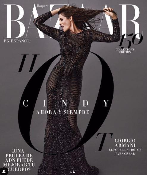 Сінді Кроуфорд для Harpers Bazaar_1