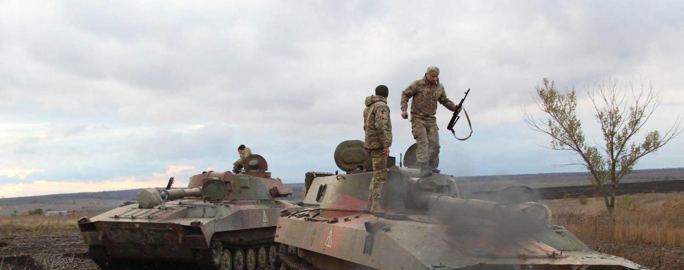 Вторник на Донбассе прошел без потерь среди украинских военных. Хроника АТО