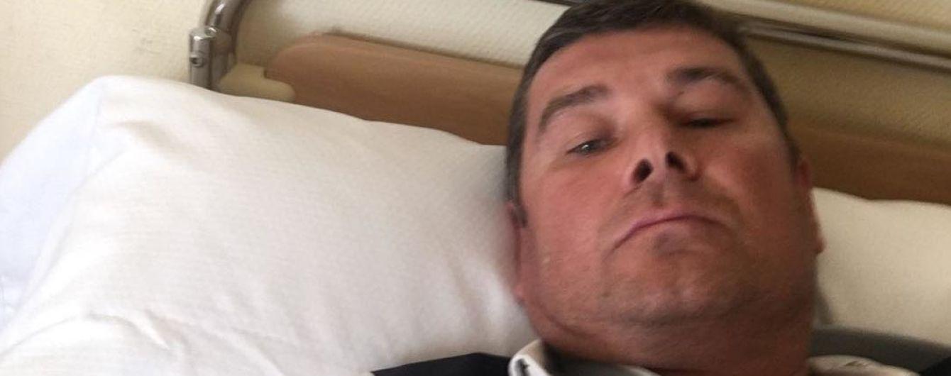 Скандальный Онищенко попал в больницу из-за падения с лошади в Испании