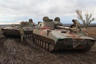 Российские наемники усилили обстрелы украинских позиций на Донбассе