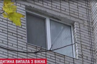 Отец выбросил из окна ребенка на Харьковщине из-за плохого сна