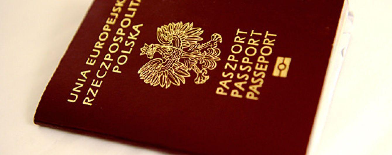"""У Польщі пропонують """"продавати"""" громадянство іноземцям"""