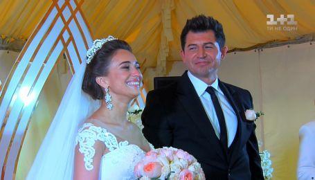 Як пройшло весілля Андрія Джеджули