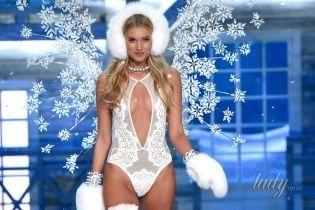 """Размер не имеет значения: """"ангелы"""" Victoria's Secret с маленькой грудью"""