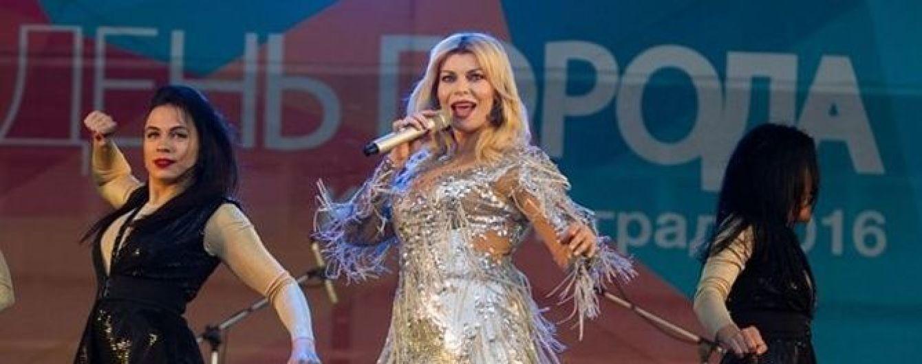 """Лада Дэнс и Авраам Руссо спели в террористической """"ДНР"""""""