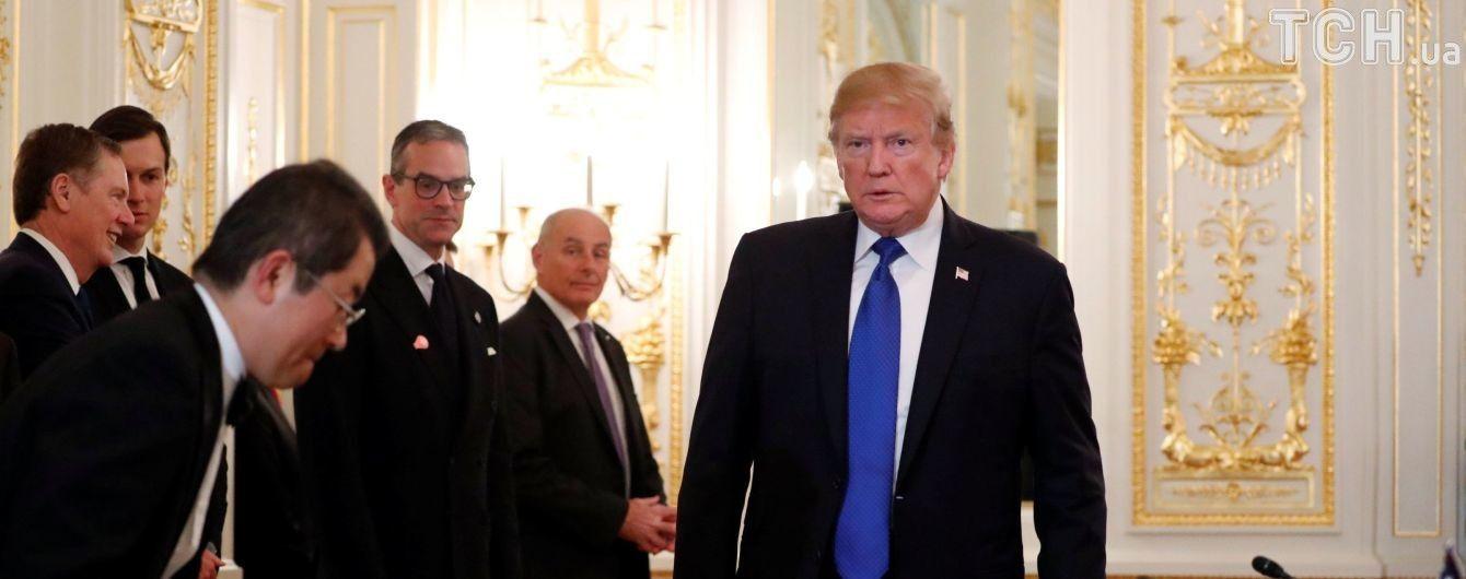 Трамп вирішив скасувати візит у демілітаризовану зону між КНДР і Південною Кореєю