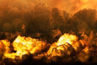 СЦКК заявил о взрыве склада боеприпасов боевиков возле Донецка