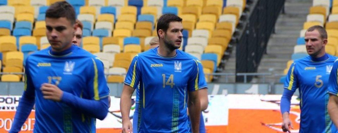 Шевченко викликав ще двох футболістів на матч зі Словаччиною