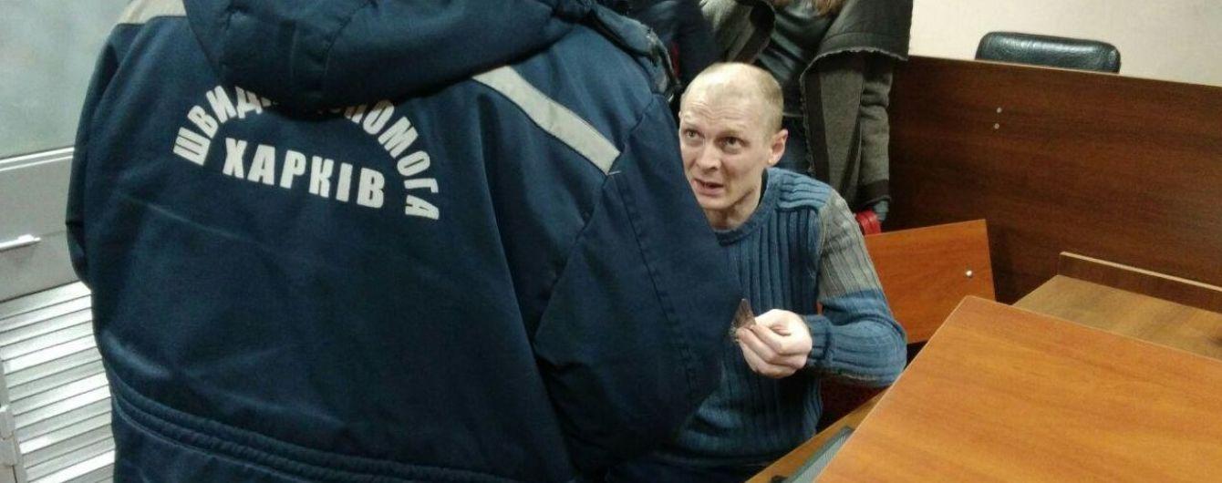 Участника штурма Харьковской ОГА приговорили к 8 годам тюрьмы и освободили в зале суда