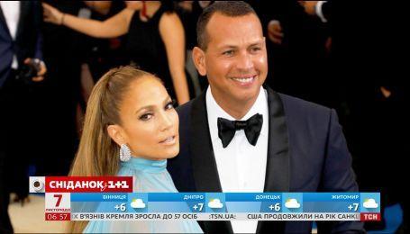 Дженніфер Лопес та Алекс Родрігес потішили шанувальників зворушливим фото з дітьми